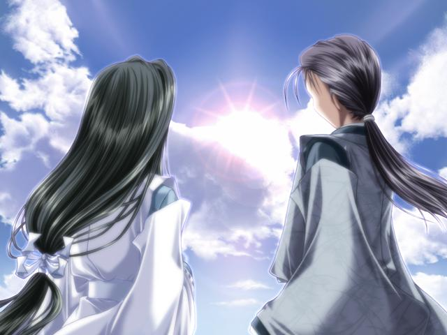 Tags: Anime, AIR, Ryuuya, Uraha, CG Art