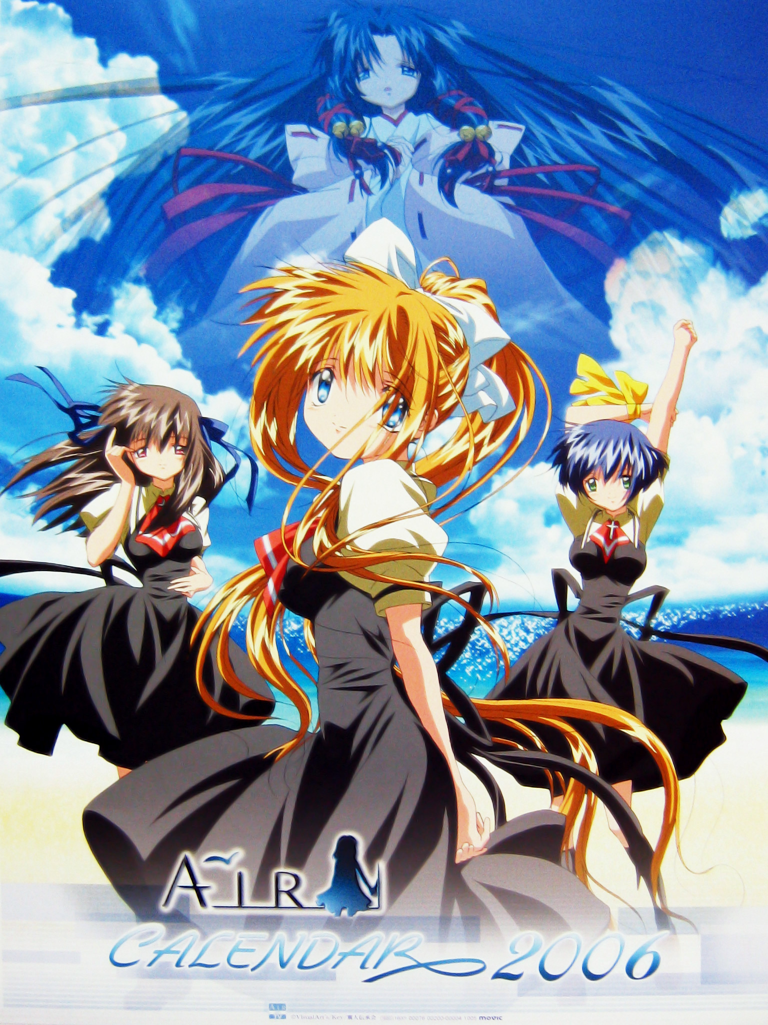 AIR | page 4 of 36 - Zerochan Anime Image Board
