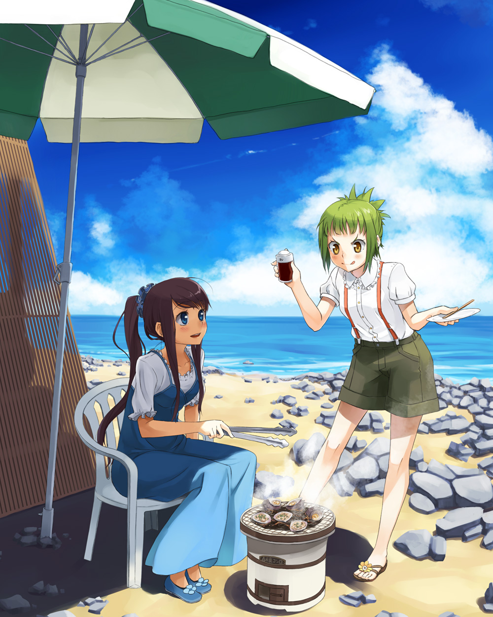 Amanchu Zerochan Anime Image Board