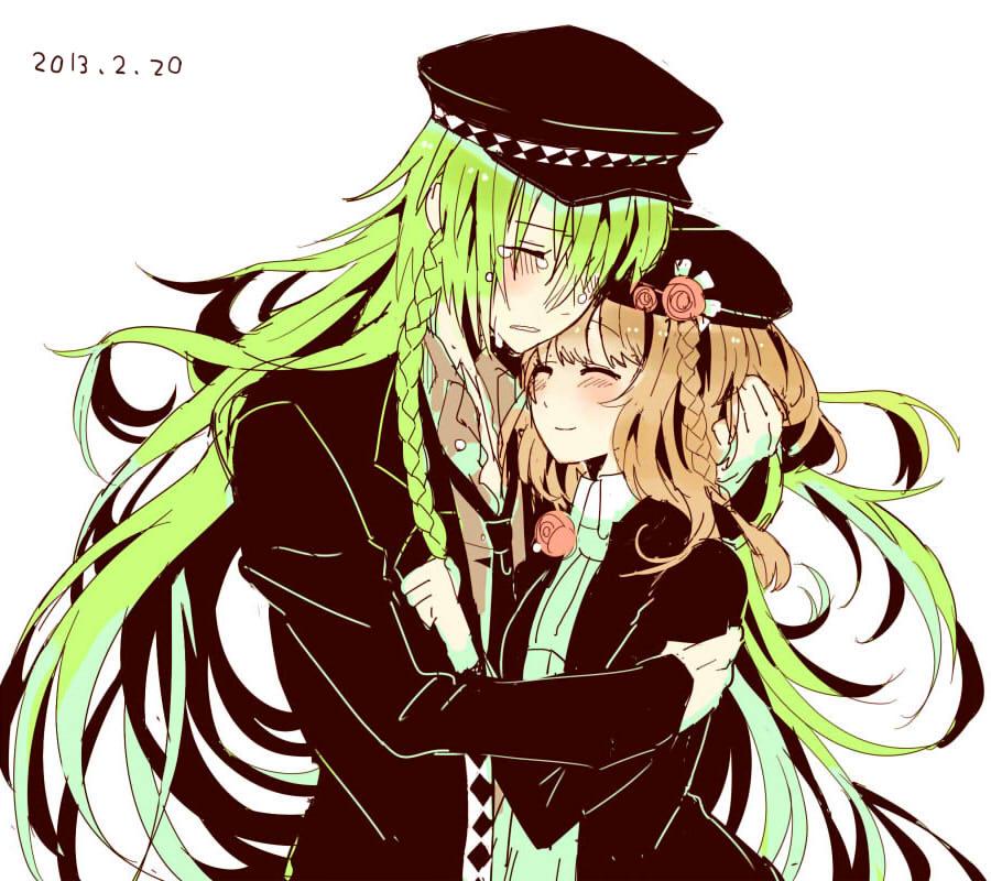 Tags Anime Pixiv Id 3453029 AMNESIA Ukyo Heroine