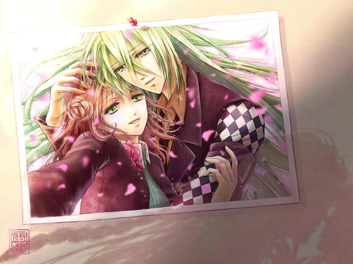 Tags Anime Pixiv Id 2392356 AMNESIA Heroine Ukyo