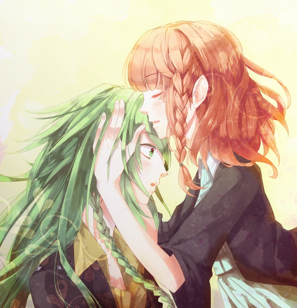Tags Anime Pixiv Id 2473297 AMNESIA Ukyo Heroine