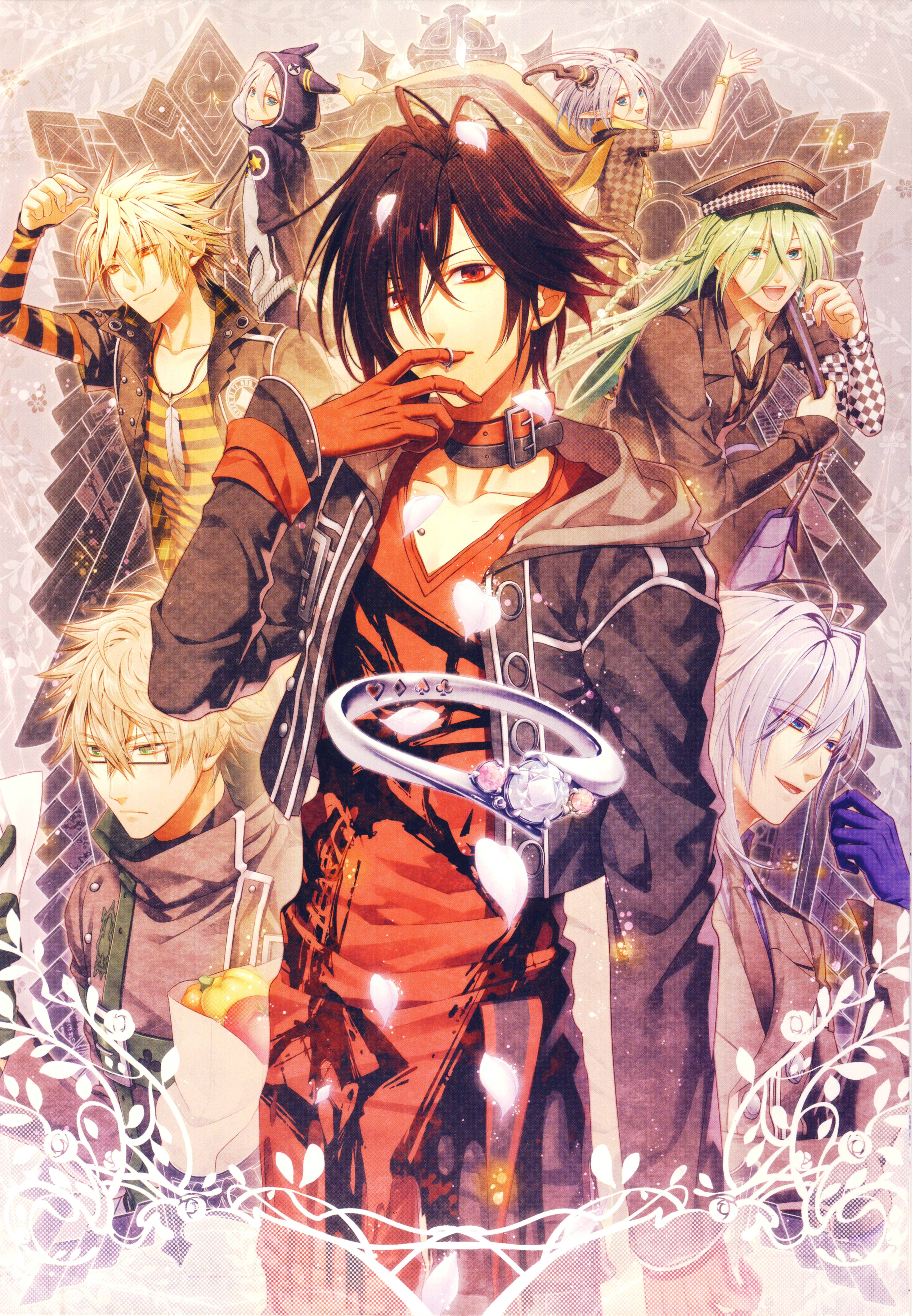 Amnesia Mobile Wallpaper Zerochan Anime Image Board