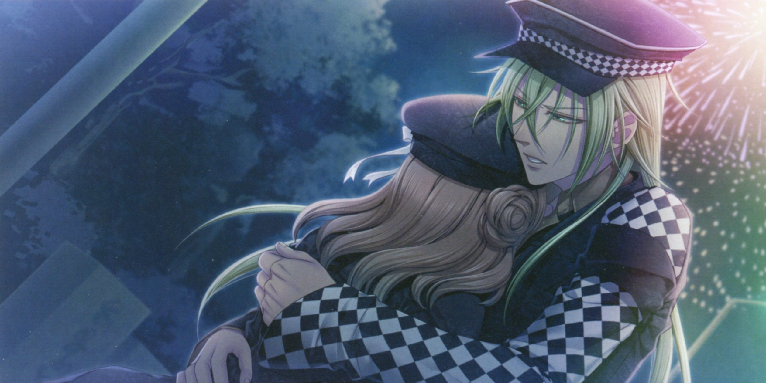 Tags Anime IDEA FACTORY AMNESIA Heroine Ukyo