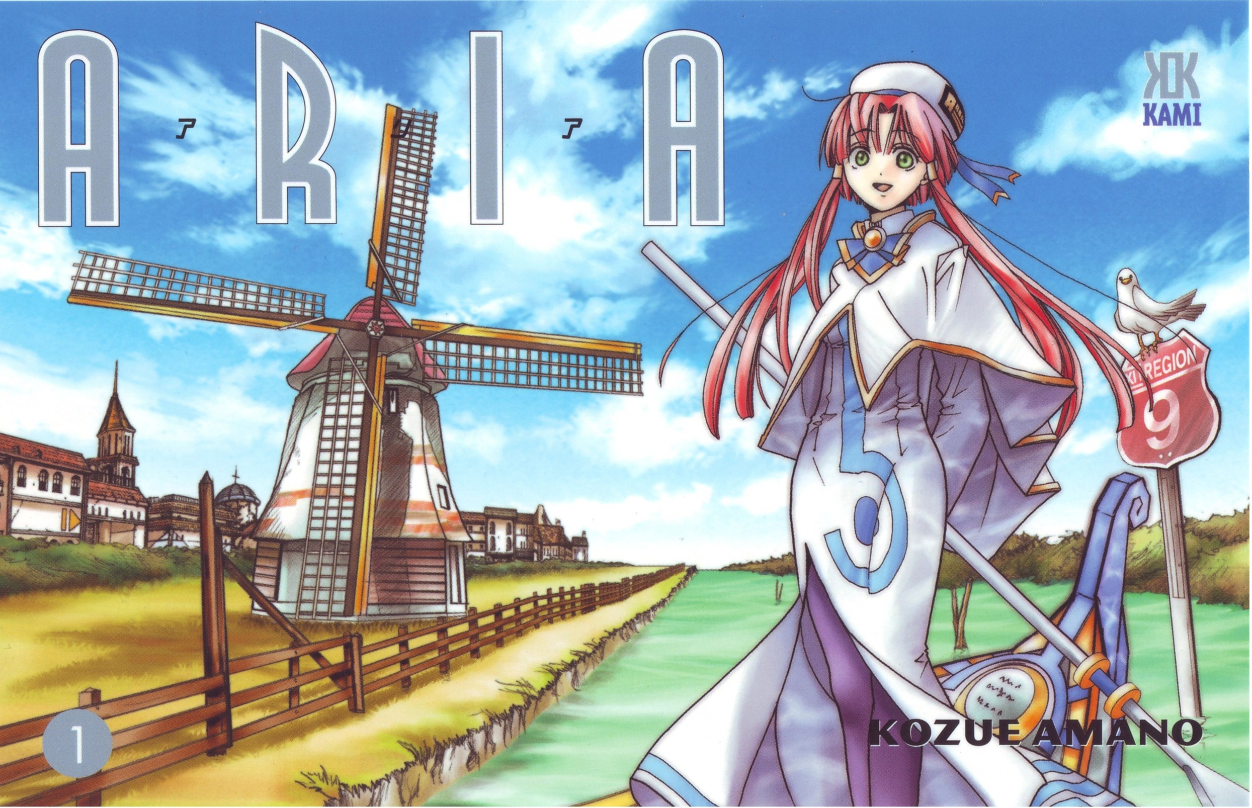 Aria Series Hd Wallpaper 29860 Zerochan Anime Image Board