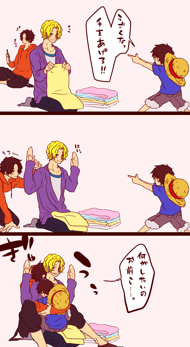sabo and luffy meet again fanfiction websites