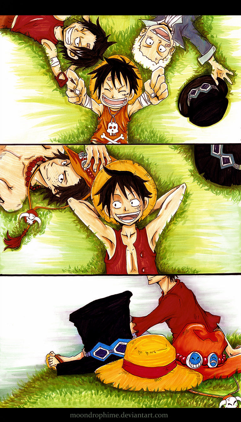 Tags Anime Moondrop ONE PIECE Monkey D Luffy Sabo