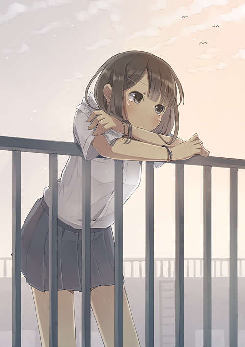 Tags: Anime, ATARU (Squall), Original, Mobile Wallpaper, Pixiv
