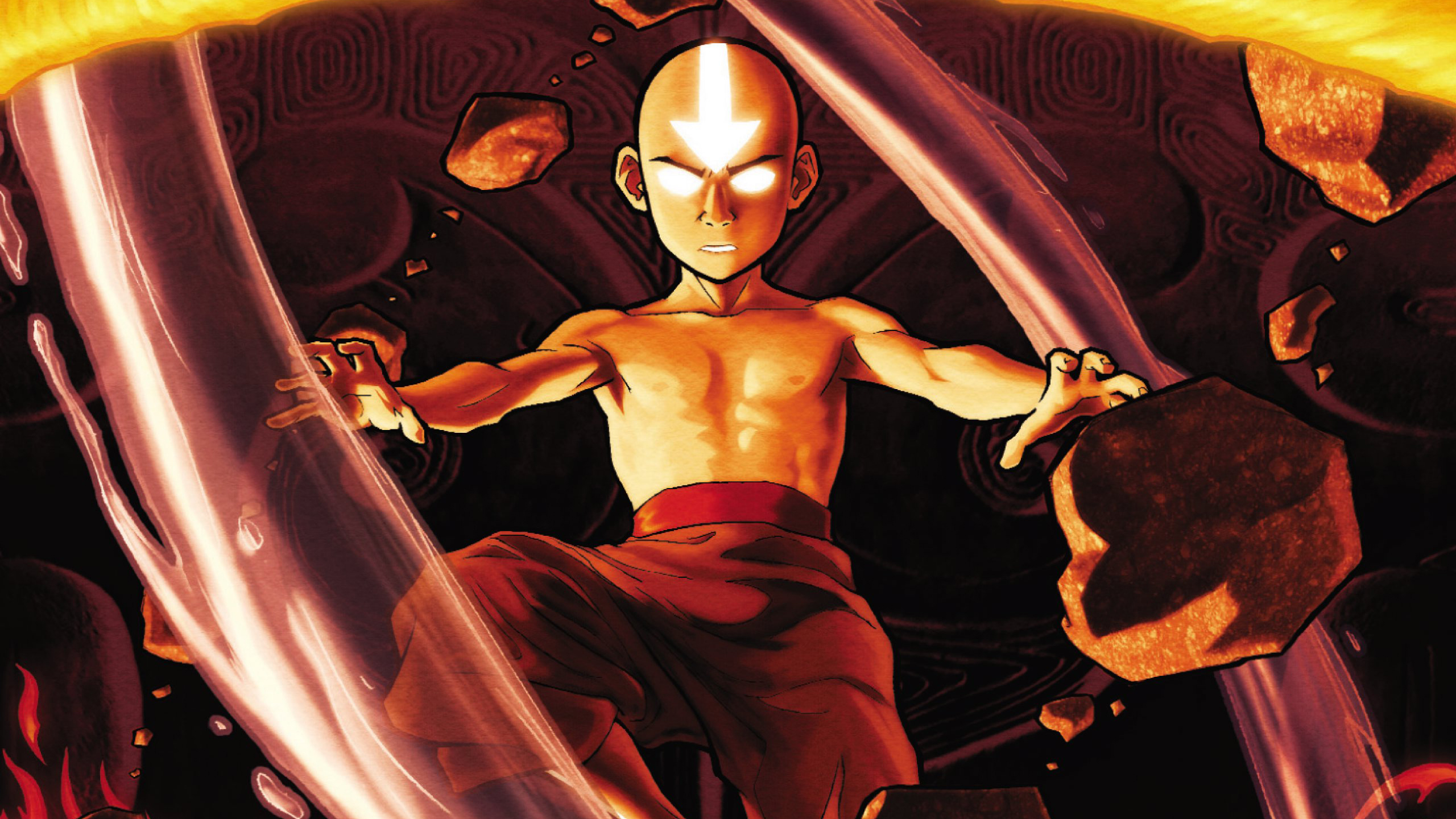 Tags Anime Avatar The Last Airbender Aang Facebook Cover DVD