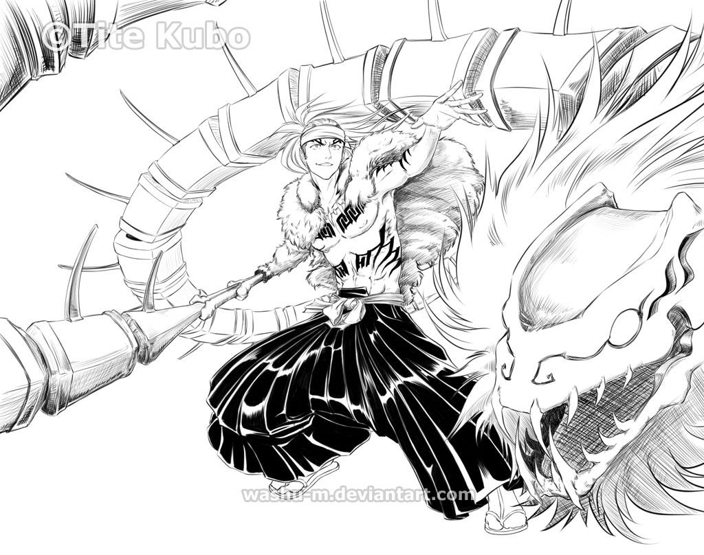 Abarai Renji - BLEACH - Image #1603940 - Zerochan Anime