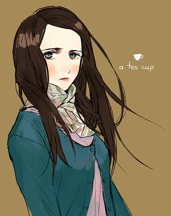 Tags: Anime, Mixed Blessing, Hannibal (TV Series), Abigail Hobbs, Pixiv
