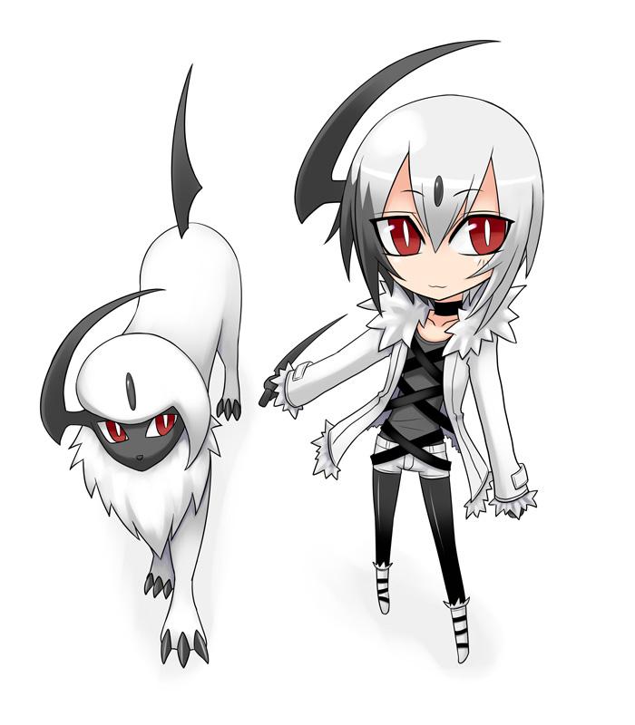 Absol Pok 233 Mon Image 286207 Zerochan Anime Image Board