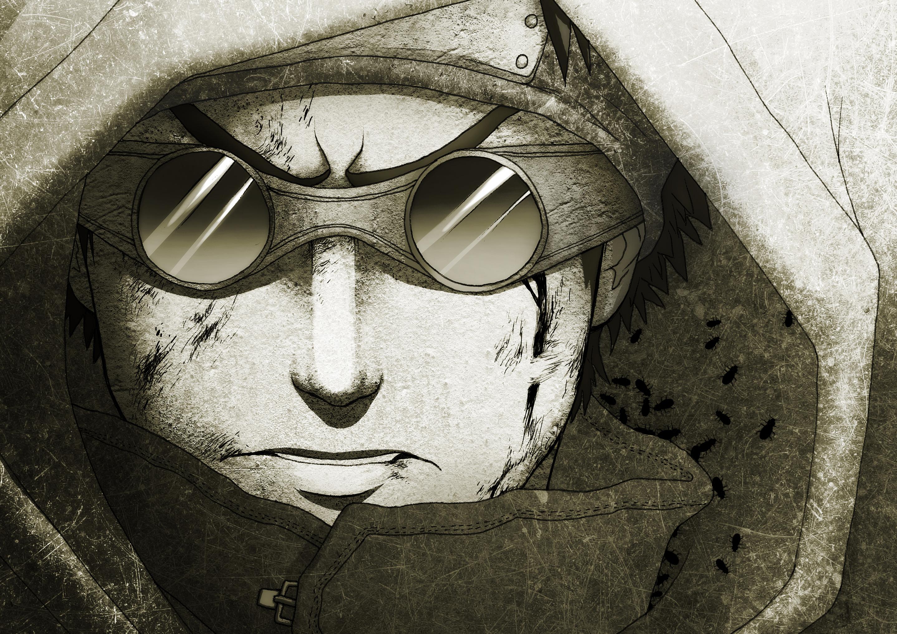 Popular Wallpaper Naruto Face - Aburame  Image_732422.jpg