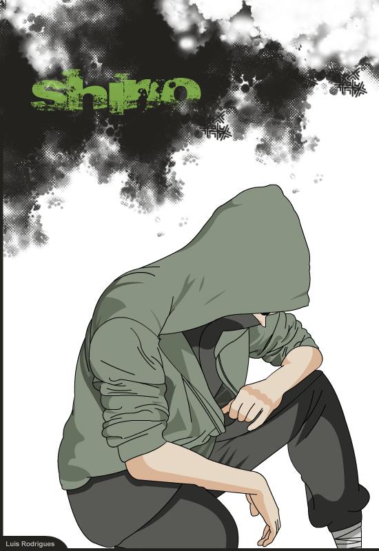 Aburame Shino - NARUTO - Image #682988 - Zerochan Anime Image Board
