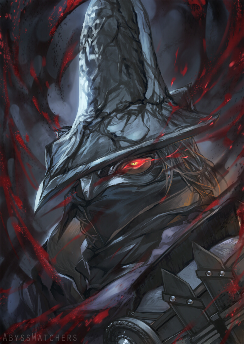 Abyss watchers watchers abyss dark souls iii image - Watchers dark souls 3 ...