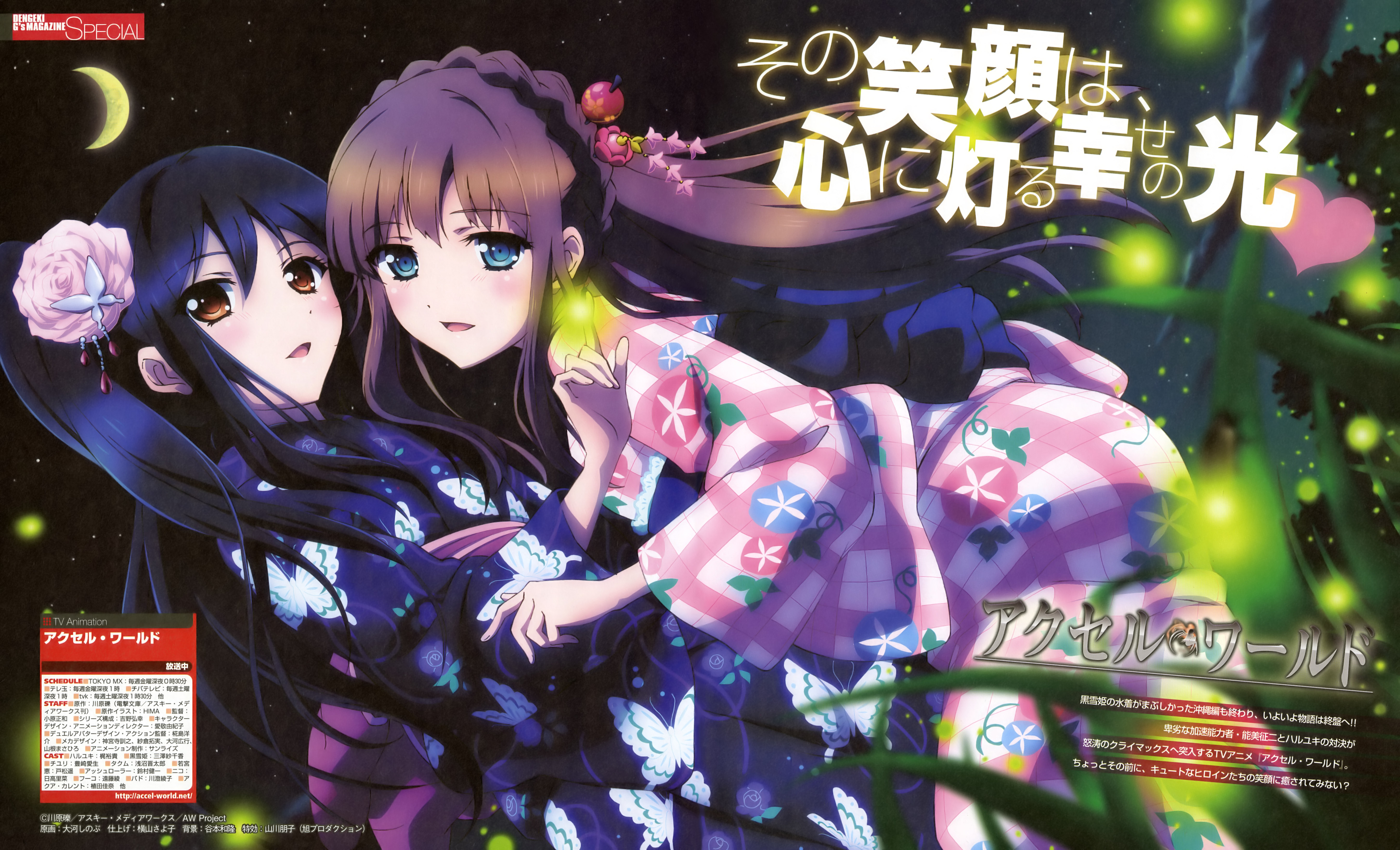 Accel World Download Image