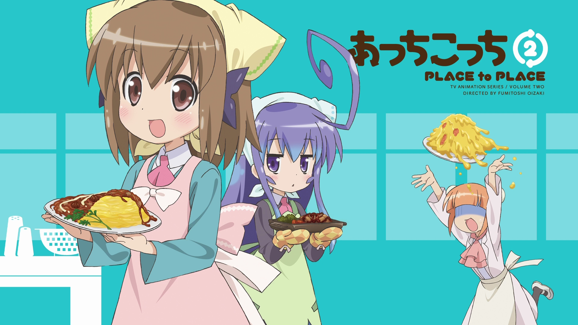 Acchi Kocchi (Place To Place), Wallpaper - Zerochan Anime Image Board
