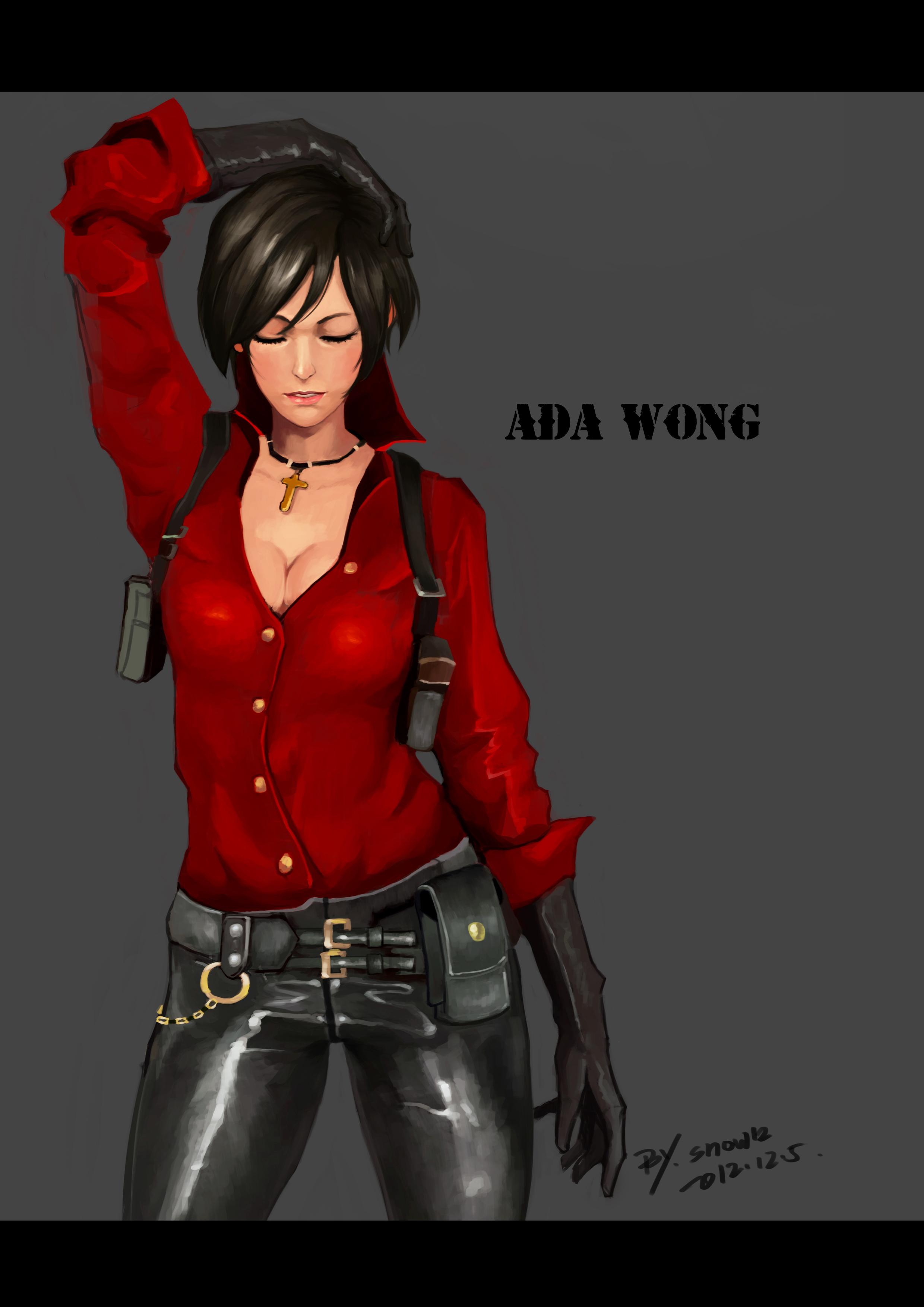 Ada Wong, Mobile Wallpaper (Android/iphone Wallpaper) - Zerochan ...