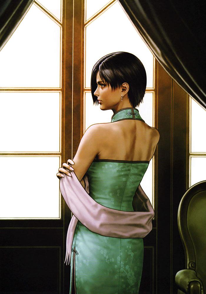Ada Wong Full Resident Evil