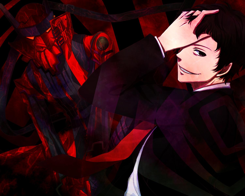 Persona 4 Izanagi Magatsu Magatsu Izanagi - Shin...