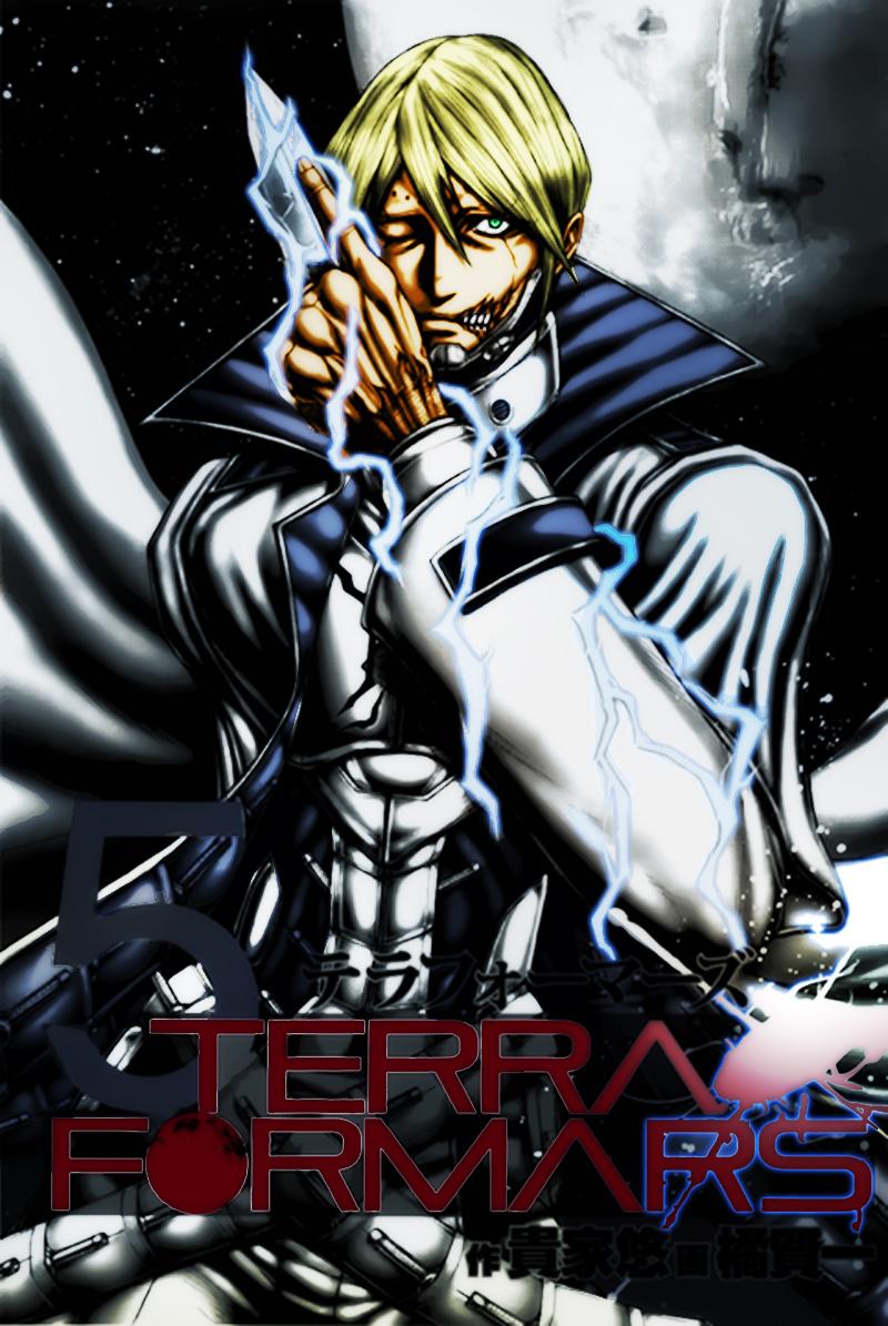 Terra Formars Zerochan Anime Image Board