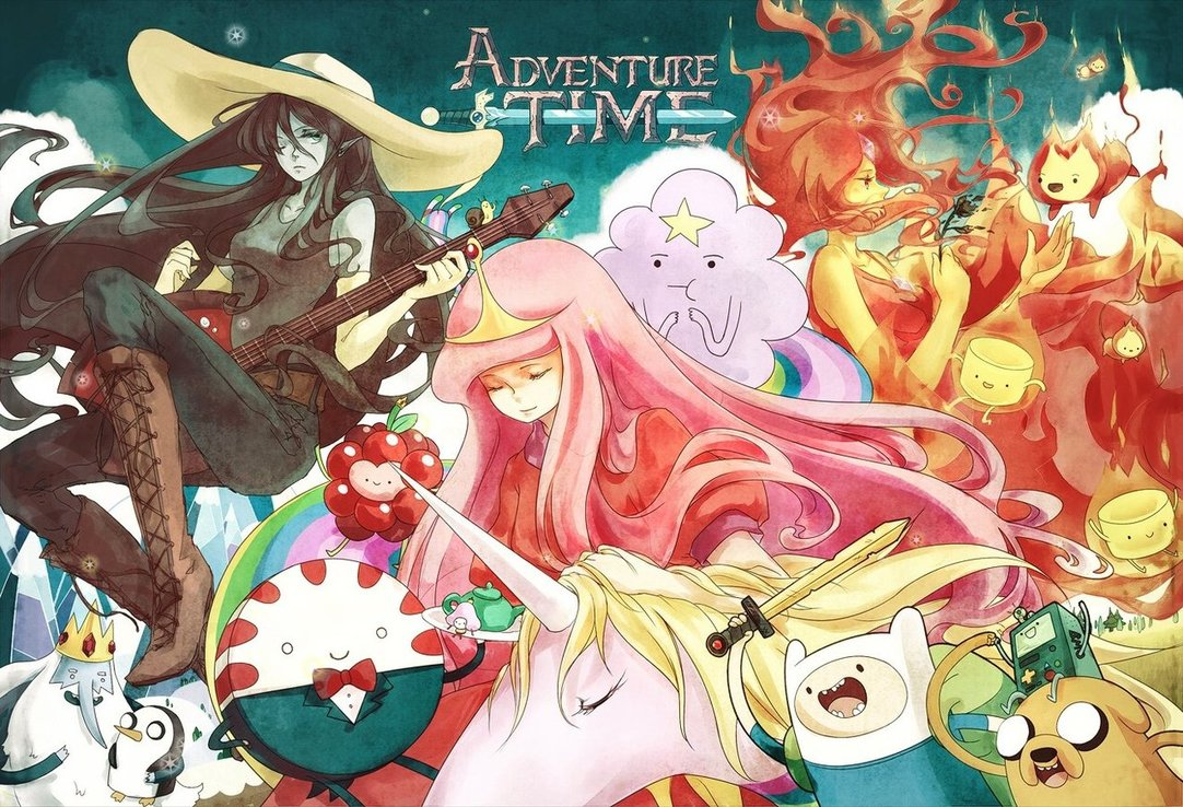 Lumpy Space Princess - Adventure Time - Zerochan Anime ...