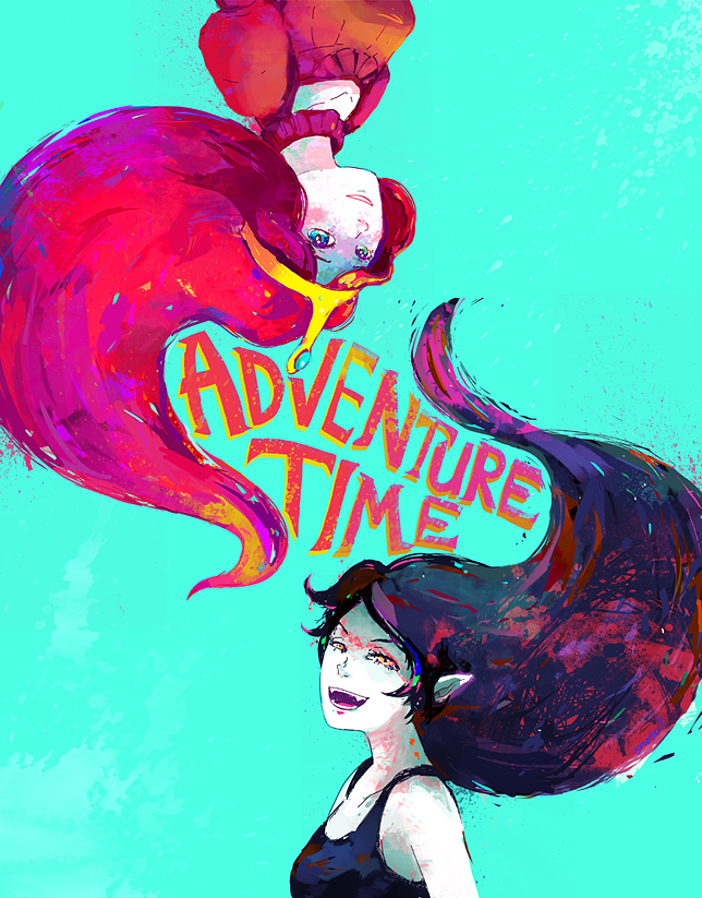 Princess Beautiful Adventure Time