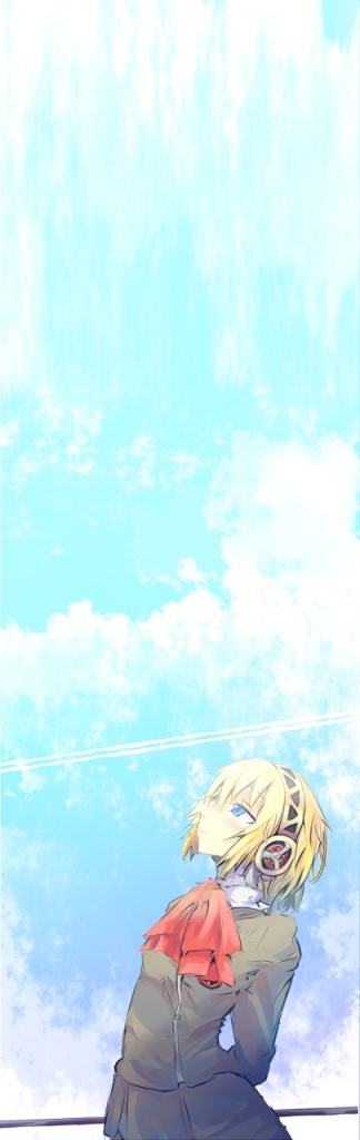 Tags: Anime, Shin Megami Tensei: PERSONA 3, Aegis, Aigis