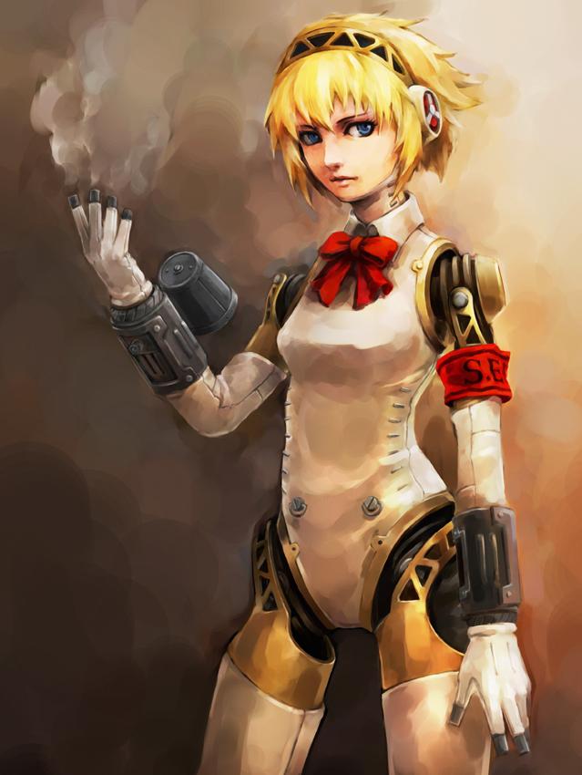 Tags: Anime, Hironox, Shin Megami Tensei: PERSONA 3, Aegis, Aigis