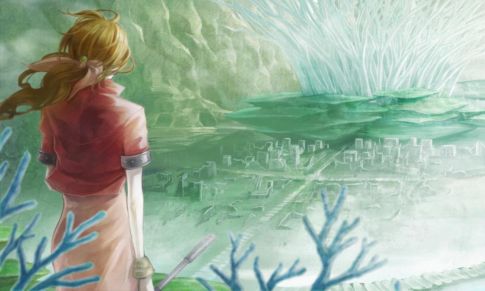 Aerith Gainsborough Final Fantasy Vii Zerochan Anime Image Board
