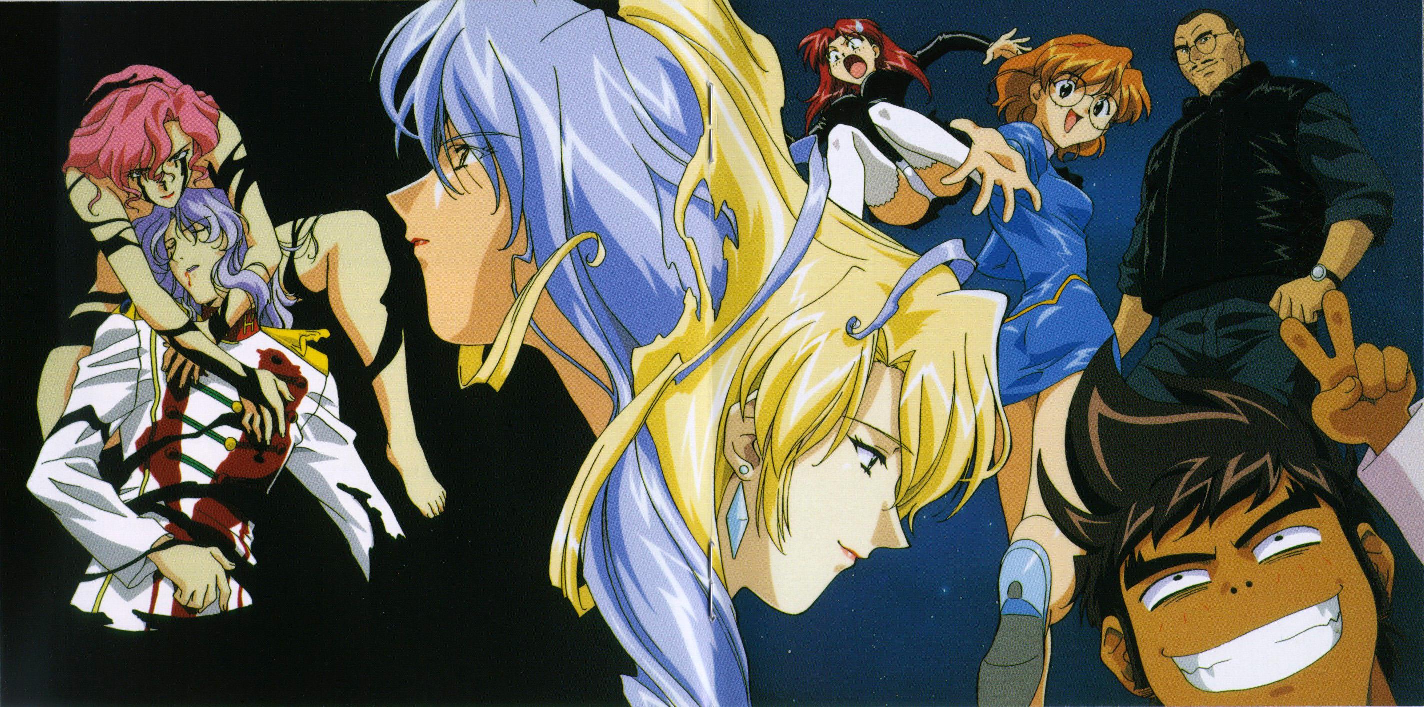 Aika zero 1 ova anime 2009 - 5 8