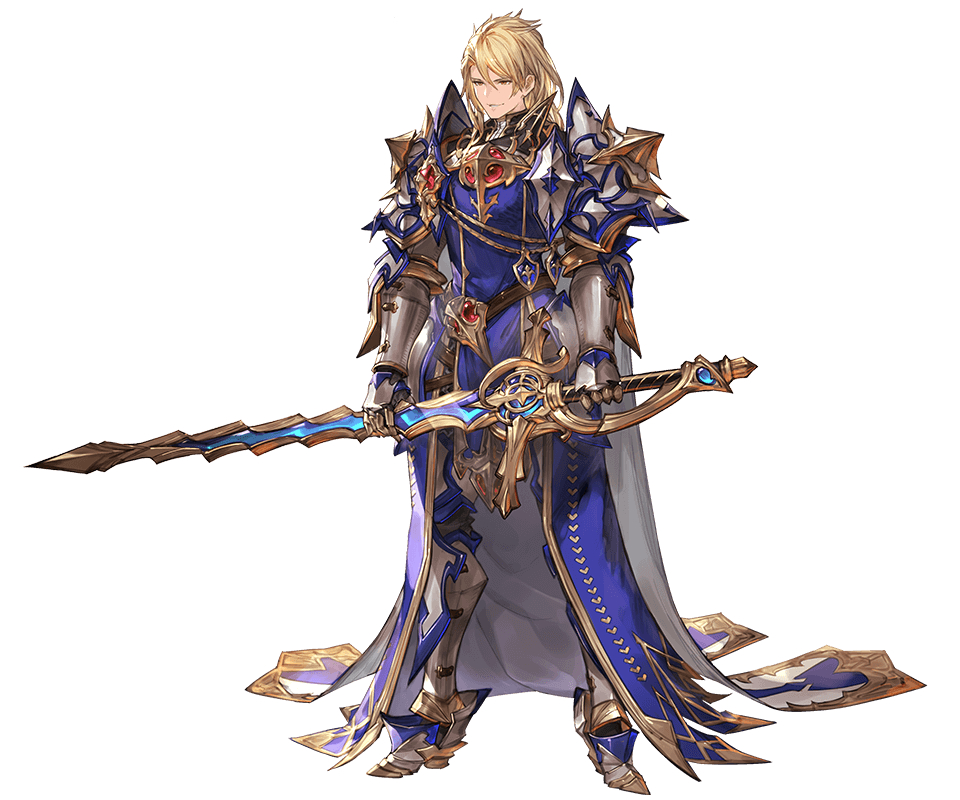 how to change character art granblue