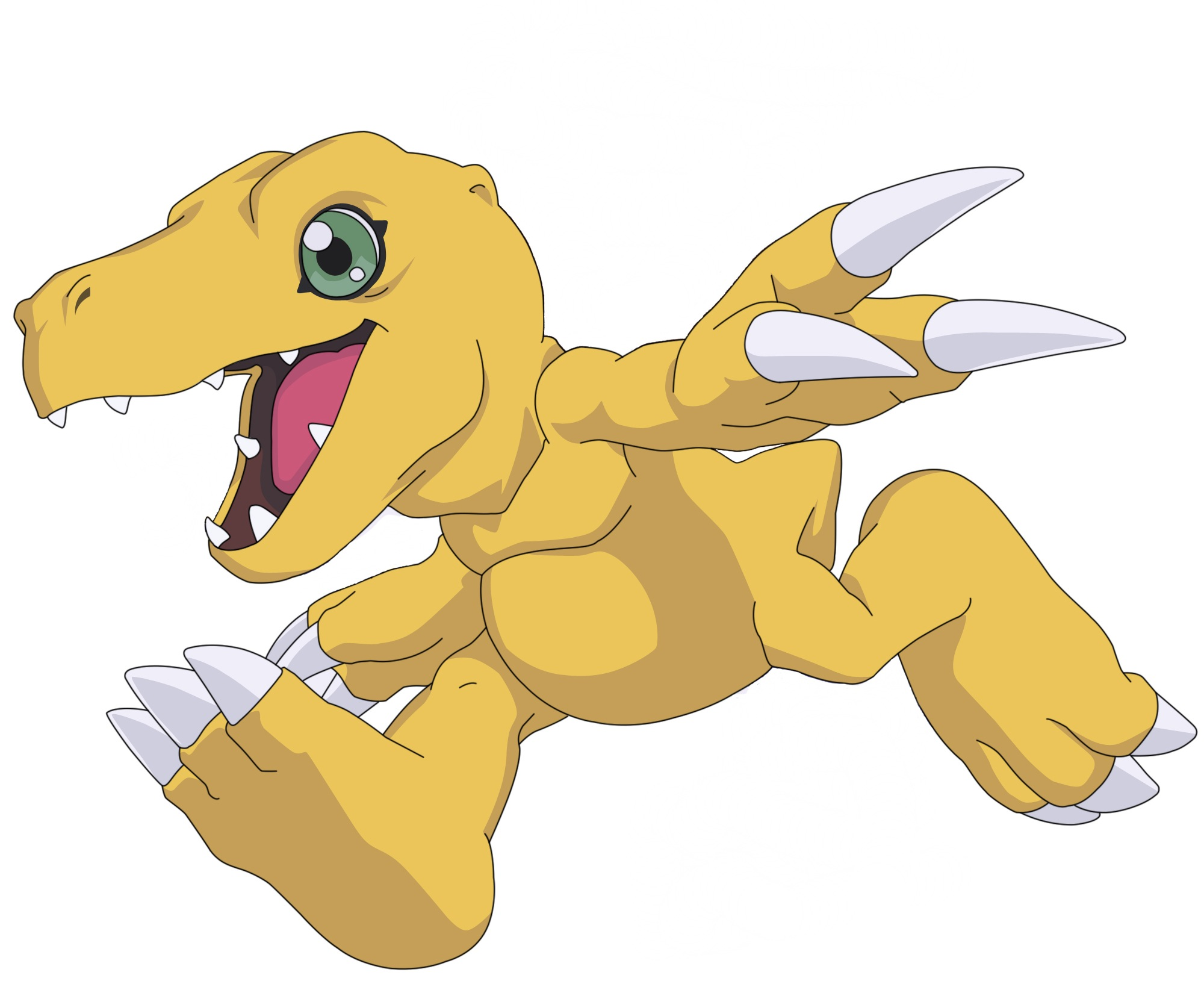digimon evolution agumon - photo #34