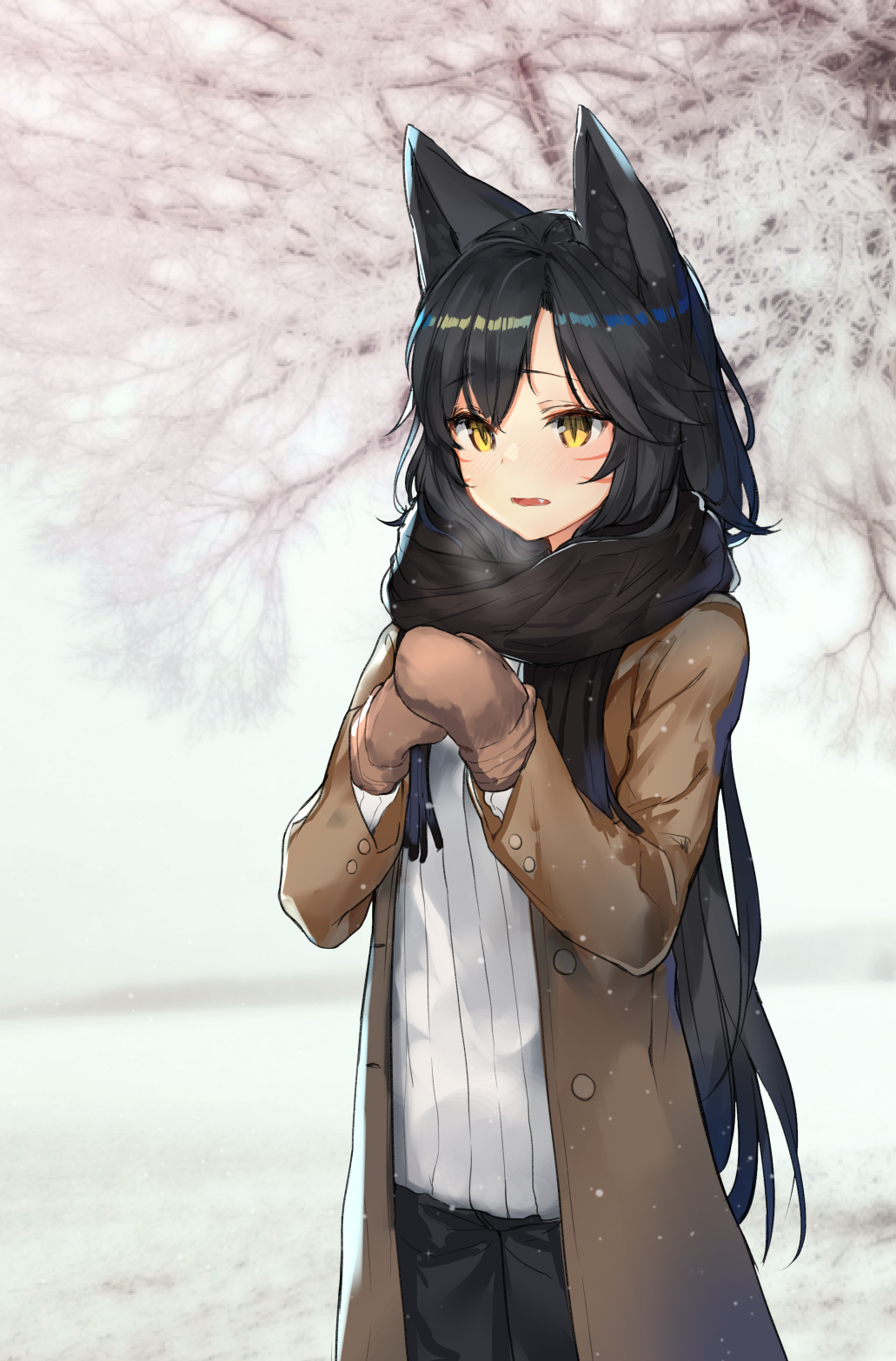Ahri Mobile Wallpaper Zerochan Anime Image Board