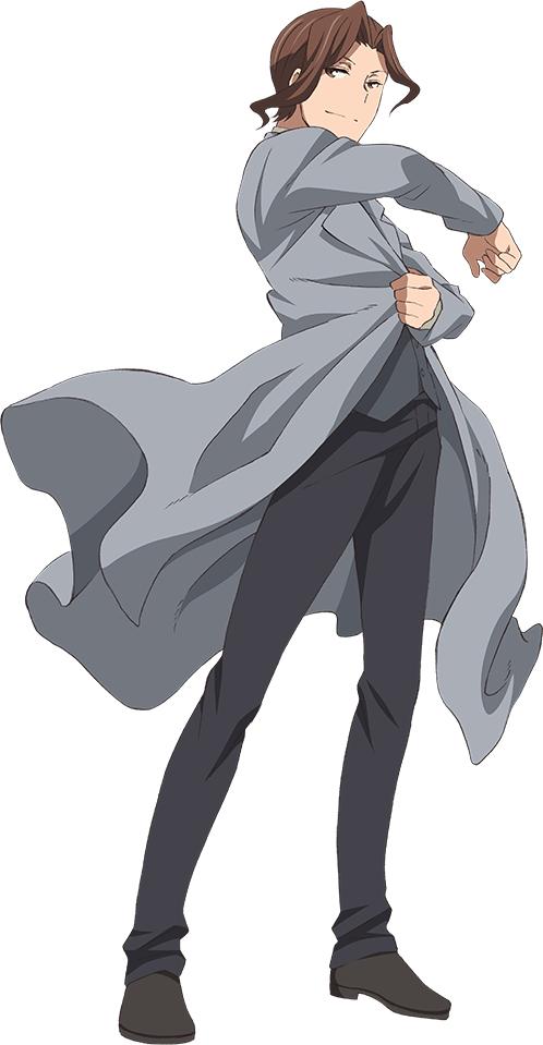 Tags: Anime, Amisaki Ryouko, Lerche, Kino no Tabi: The Beautiful World - The Animated Series, Kino no Tabi, Aibou (Kino no Tabi), PNG Conversion, Cover Image