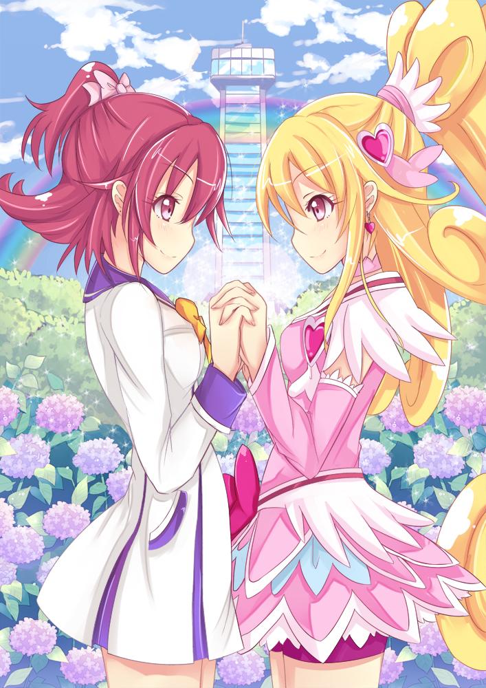 Doki Doki Pretty Cure! Aida.Mana.full.1422199