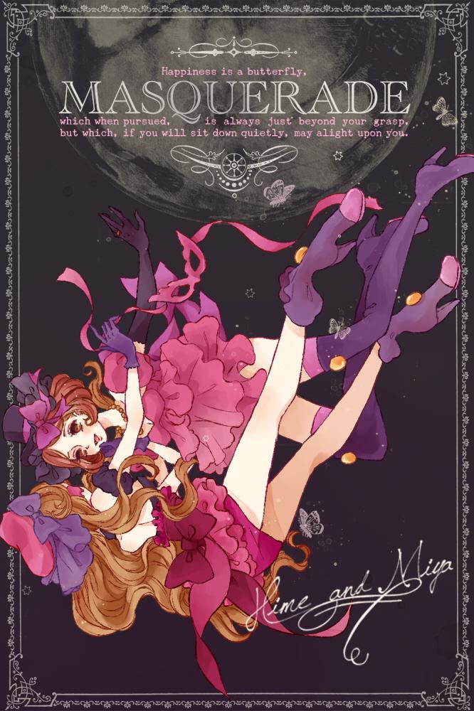 Tags: Anime, Ichiko Vein, Aikatsu!, Mitsuishi Orihime, Hoshimiya Ringo, Pink Shorts, Text: Character Group Name, Pixiv, Fanart, Fanart From Pixiv