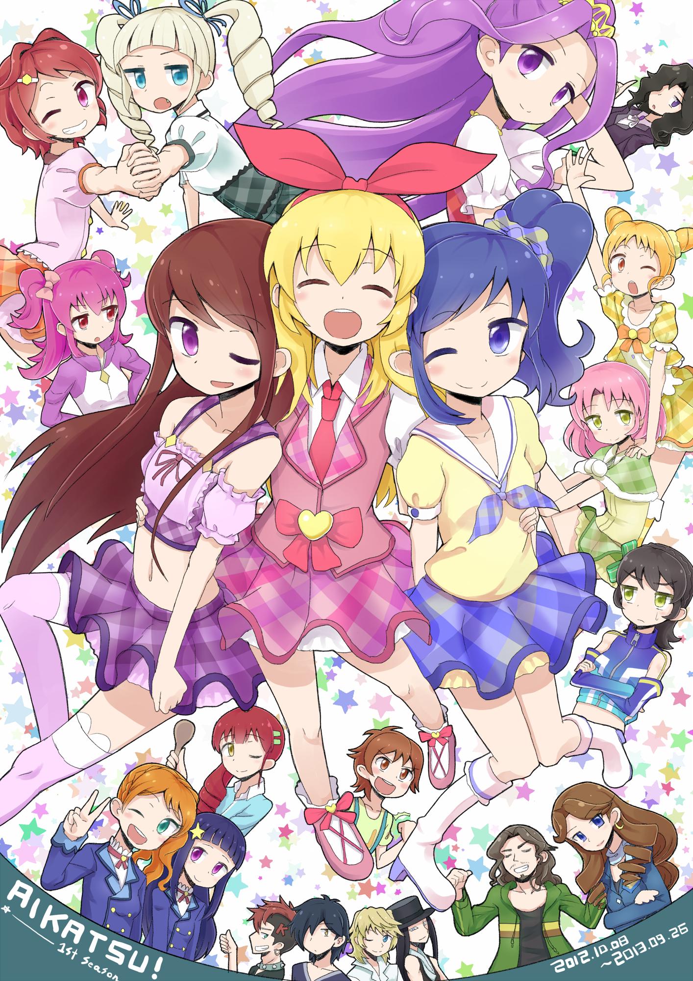Aikatsu Image 1600685 Zerochan Anime Image Board