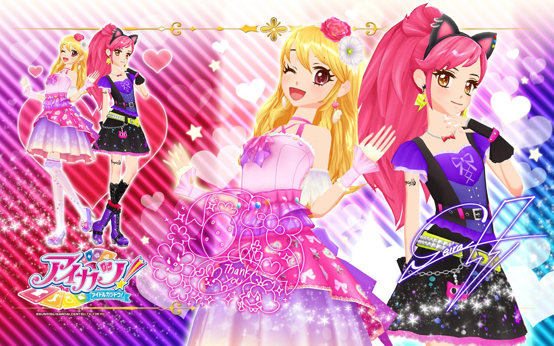 Aikatsu Wallpaper Zerochan Anime Image Board