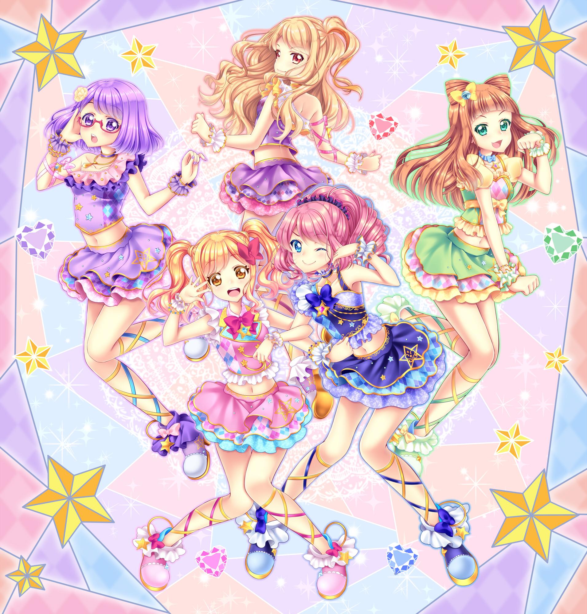 Nijino Yume - Aikatsu Stars! - Zerochan Anime Image Board