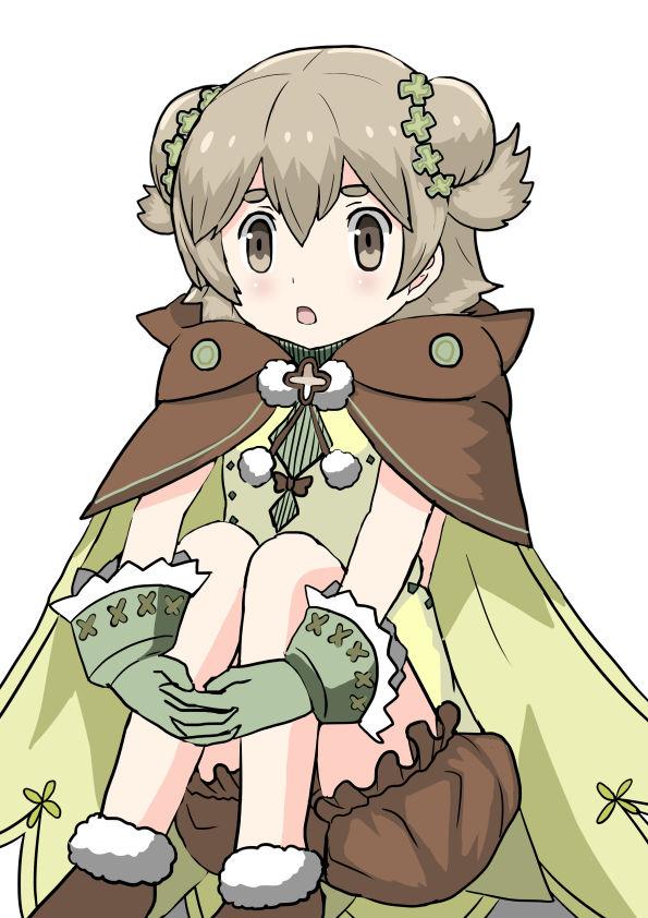 Tags: Anime, Natsuzakura Yuuki, Magia Record: Mahou Shoujo Madoka☆Magica Gaiden, Aino Mito, Cejas, Fanart, Fanart From Pixiv, Pixiv