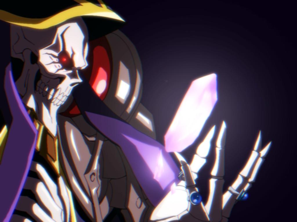Ainz Ooal Gown Overlord Wallpaper 2691677 Zerochan Anime Image Board
