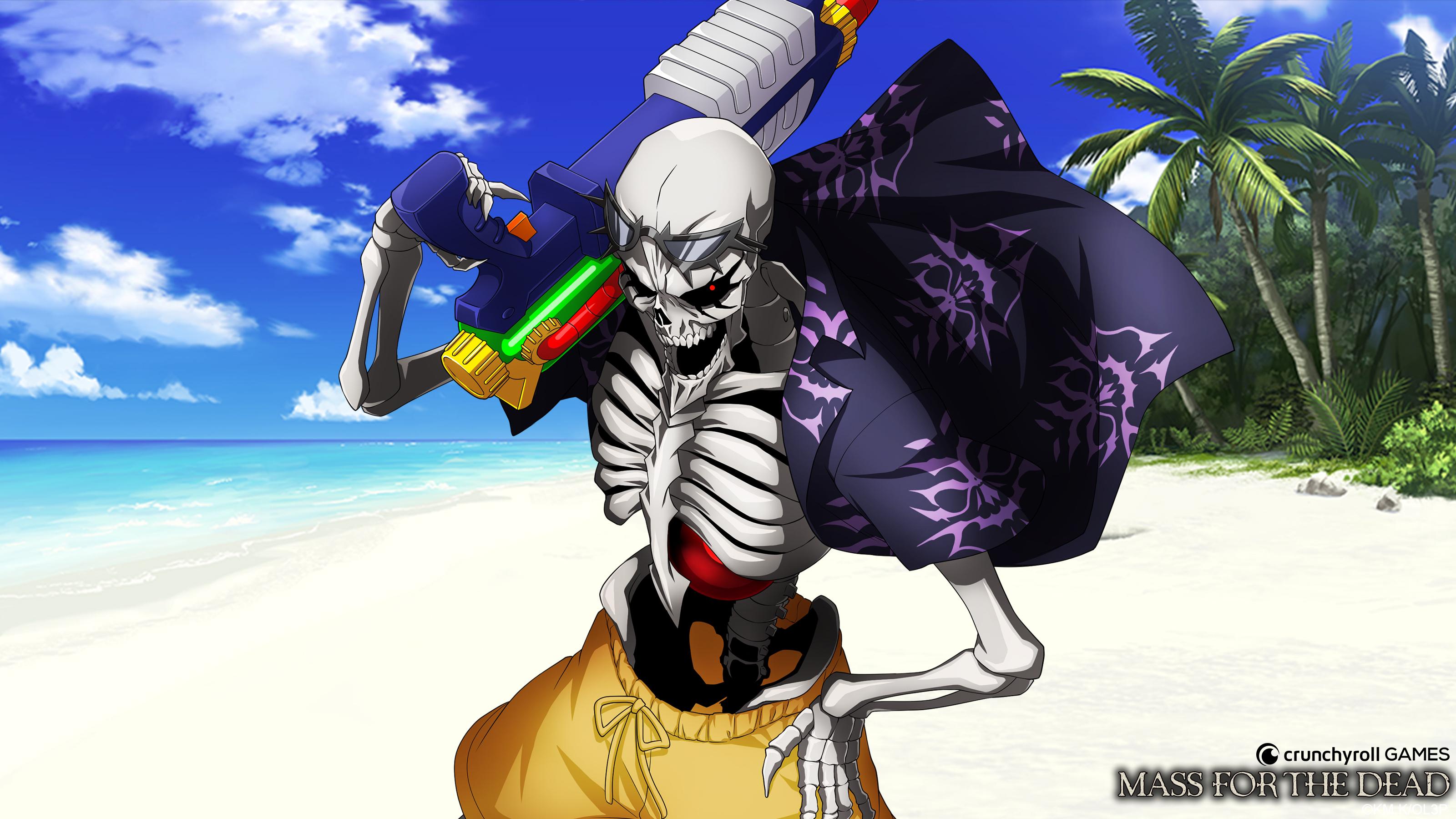 Ainz Ooal Gown Overlord Hd Wallpaper 3079139 Zerochan Anime Image Board