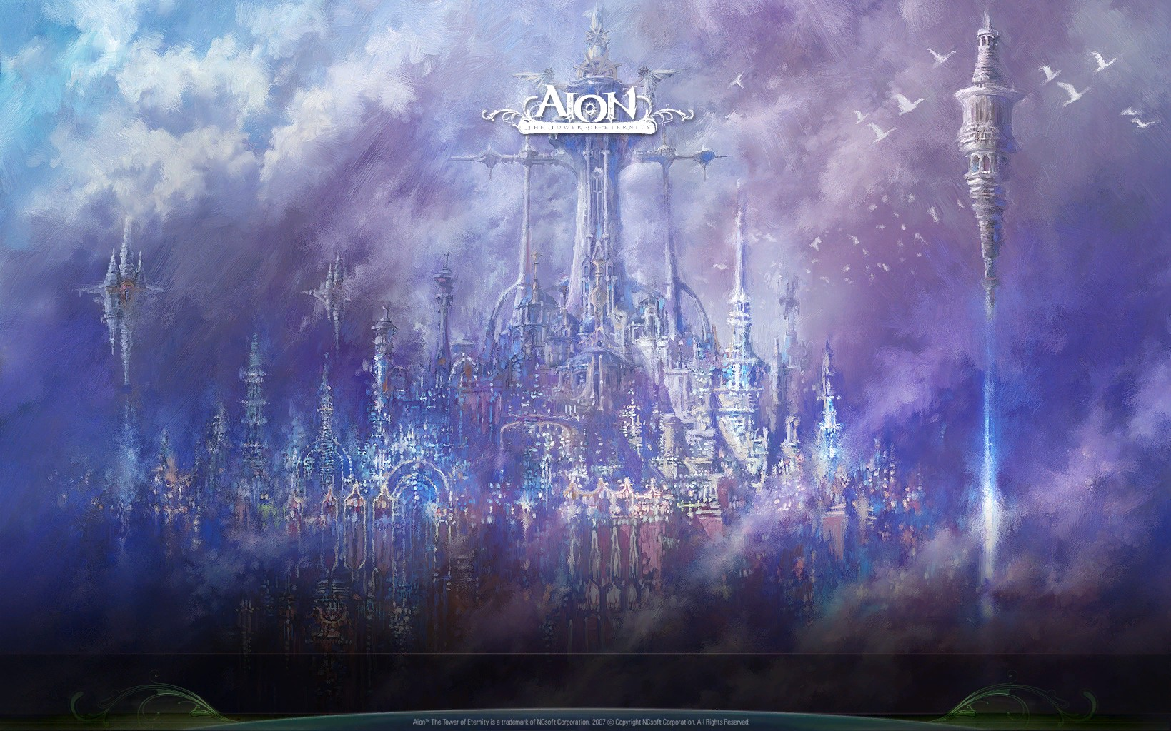 Aion: Tower of Eternity wallpapers or desktop backgrounds