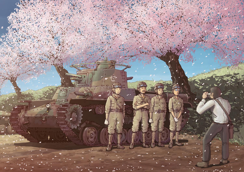 Арты япония вторая мировая