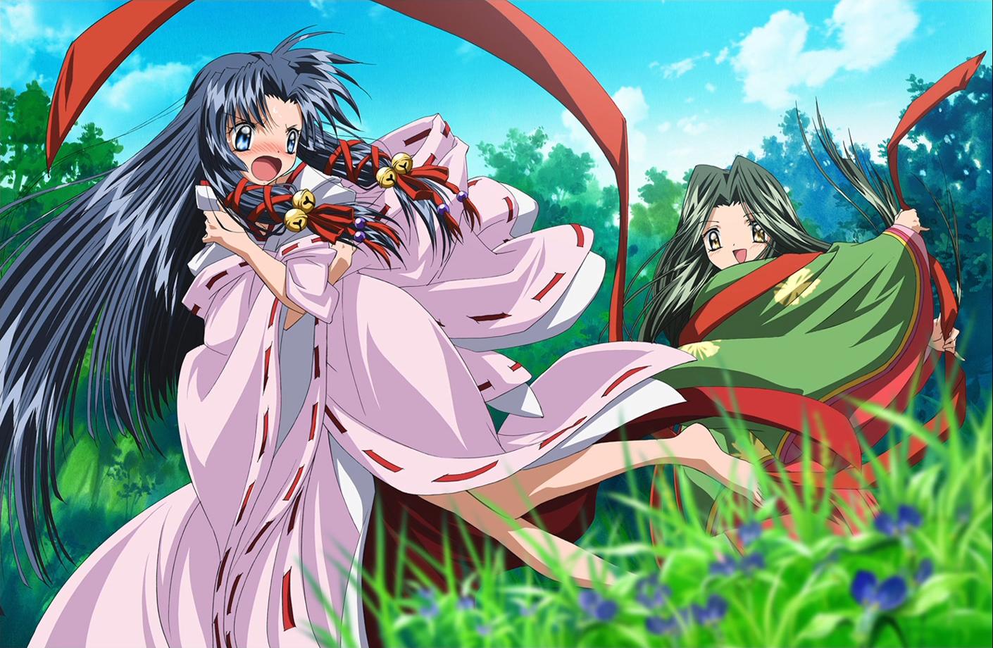 Kannabi no Mikoto - AIR - Image #257353 - Zerochan Anime