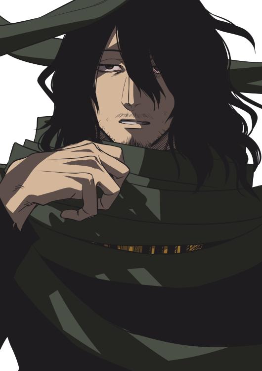 Tags: Anime, Pixiv Id 1198179, Boku no Hero Academia, Aizawa Shouta, Fanart From Pixiv, Mobile Wallpaper, Pixiv, Fanart