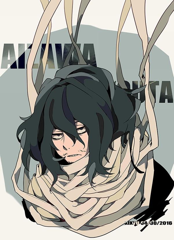 Tags: Anime, Pixiv Id 3729995, Boku no Hero Academia, Aizawa Shouta, PNG Conversion, Pixiv, Fanart, Fanart From Pixiv, Mobile Wallpaper