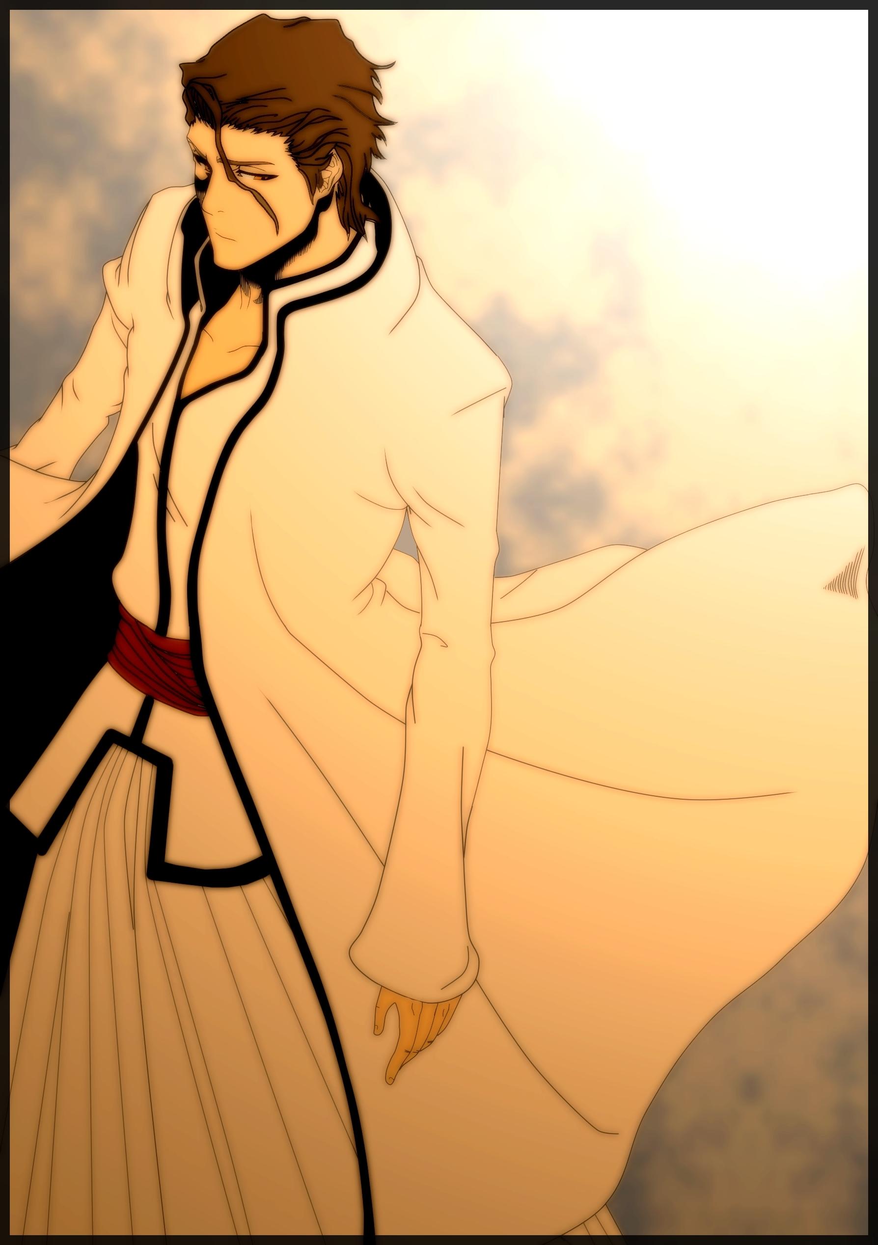 Aizen Sousuke Bleach Zerochan Anime Image Board