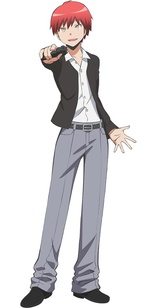 Anime Characters Like Karma : Image gallery karma akabane